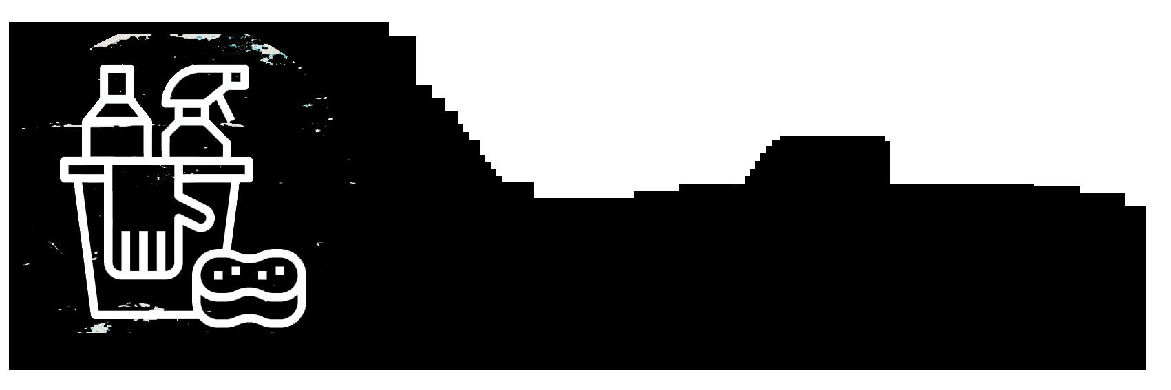Halmstad Städ Städfirma Logo